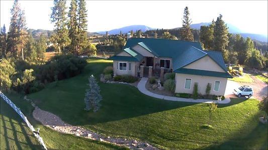 Casa Unifamiliar por un Venta en 33 Spring Gulch 33 Spring Gulch Garden Valley, Idaho 83622