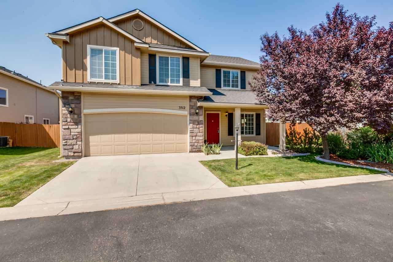 Single Family Home for Sale at 3512 E Fort Boise Lane Boise, Idaho 83716