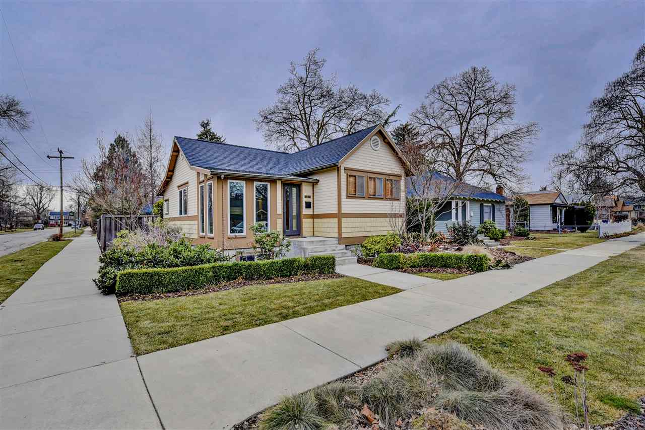 Single Family Home for Sale at 1421 E Jefferson Boise, Idaho 83712