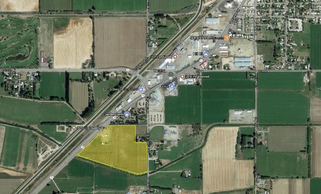 Land for Sale at Lot 1 Block 1 Lot 1 Block 1 Rupert, Idaho 83350