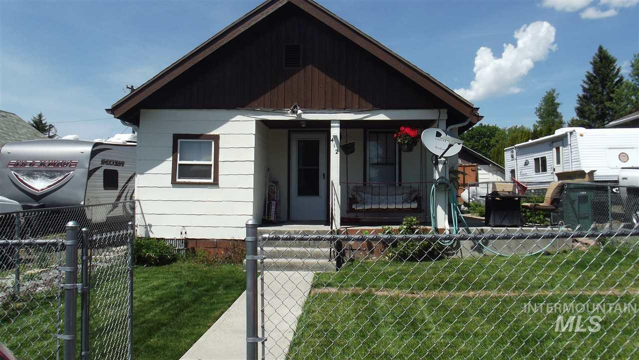 Single Family Home for Sale at 412 Halliday Street 412 Halliday Street Craigmont, Idaho 83523