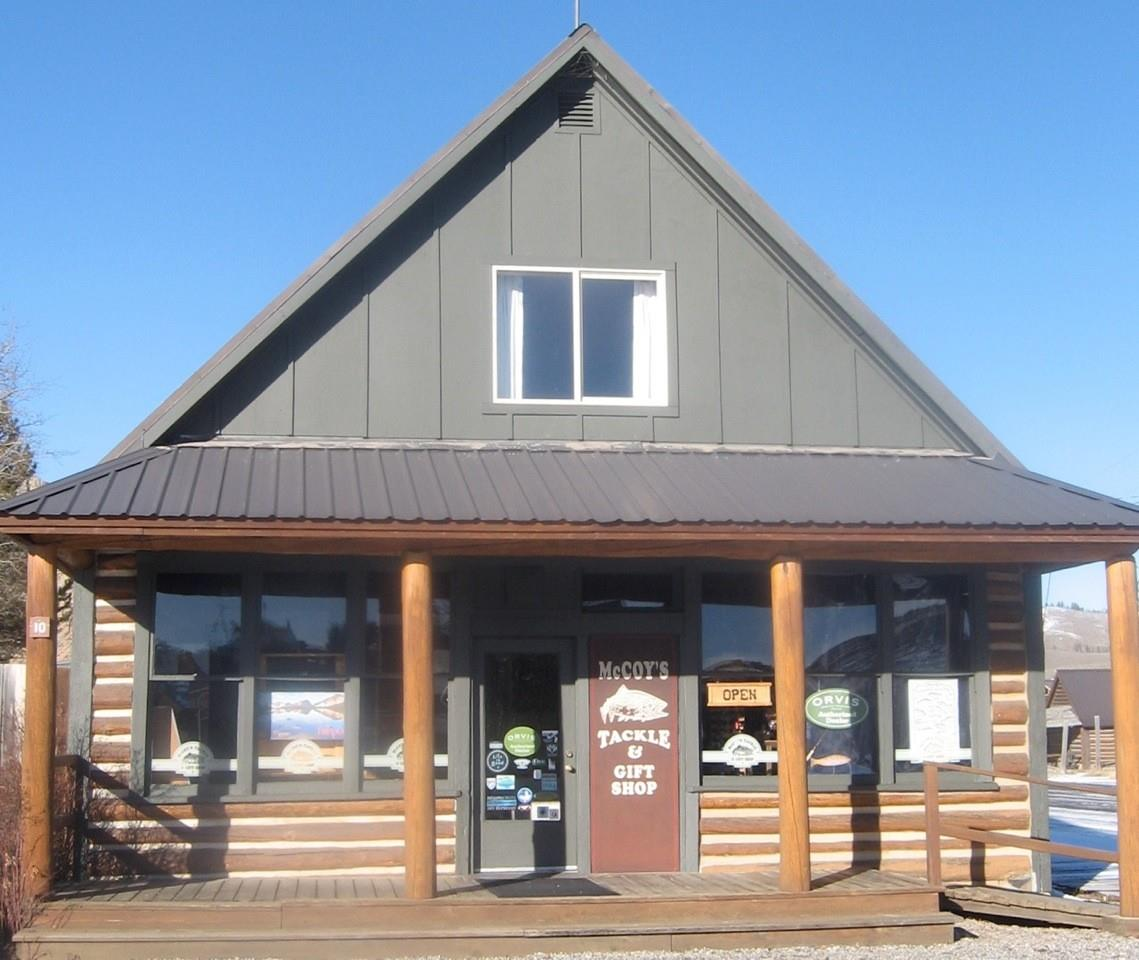Commercial for Sale at 710 Ace Of Diamonds St. 710 Ace Of Diamonds St. Stanley, Idaho 83278