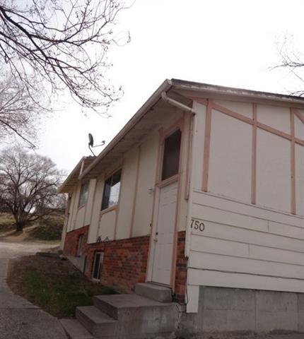 Multi-Family Home for Sale at 750 Filmore Ave Pocatello, Idaho 83201