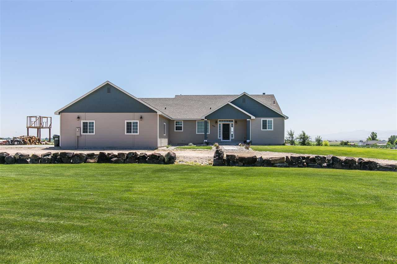Single Family Home for Sale at 3480 Little Foot Lane 3480 Little Foot Lane Melba, Idaho 83641