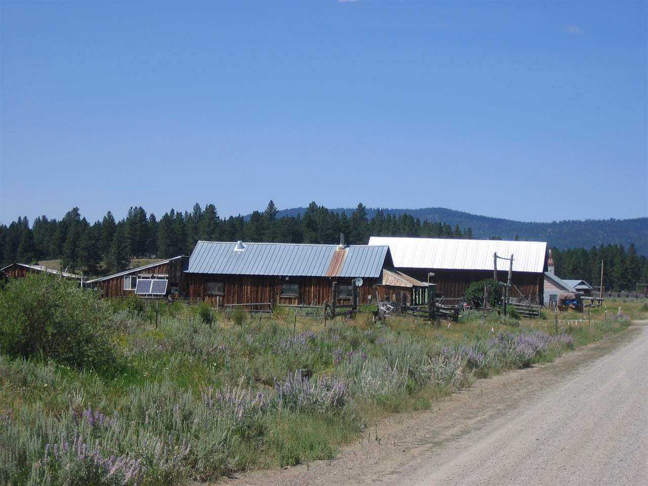 Single Family Home for Sale at 36836 Whitney Road 36836 Whitney Road Sumpter, Oregon 97877