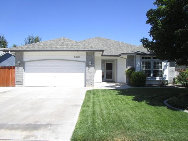 2464 N Black Bear Street, Meridian, Idaho 83646, 3 Bedrooms, 2 Bathrooms, Rental For Rent, Price $1,400, 98664318
