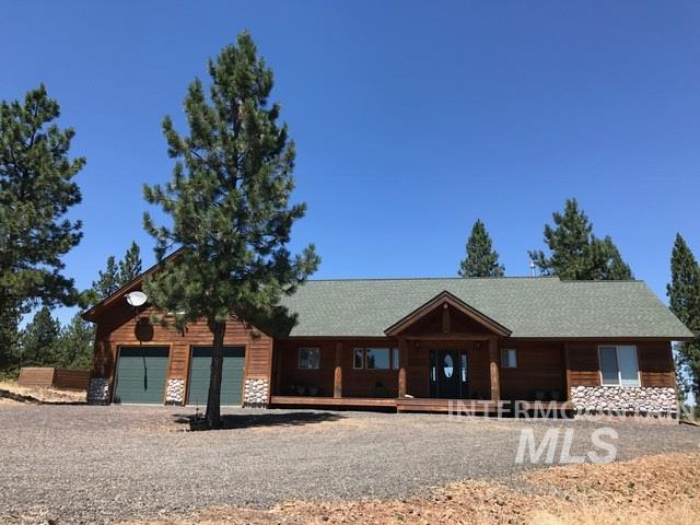 Single Family Home for Sale at 2785 Skyline Drive 2785 Skyline Drive New Meadows, Idaho 83654