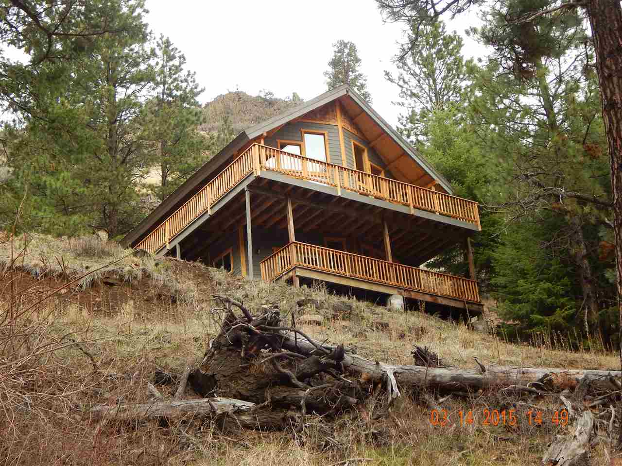 Single Family Home for Sale at 764 Seven Devils Road 764 Seven Devils Road Riggins, Idaho 83549