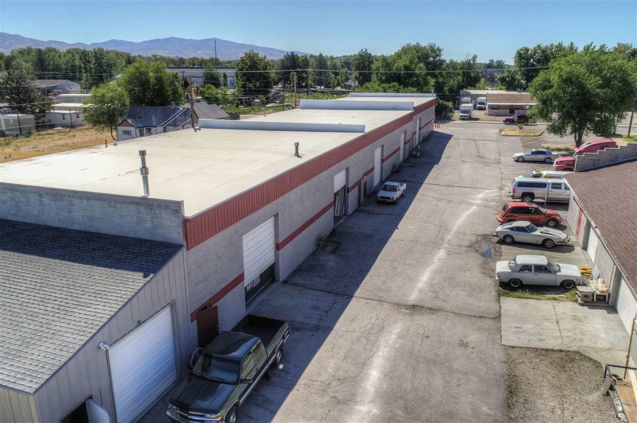 Commercial for Sale at 502, 504 & 512 E 43rd Street Garden City, Idaho 83714