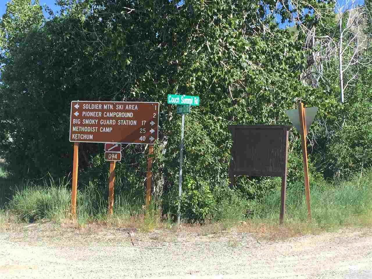 980 N Soldier Creek Road, Fairfield, ID 83327