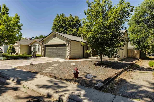 2491 S HILTON, Boise, Idaho 83705, 3 Bedrooms, 2 Bathrooms, Rental For Rent, Price $1,200, 98665217