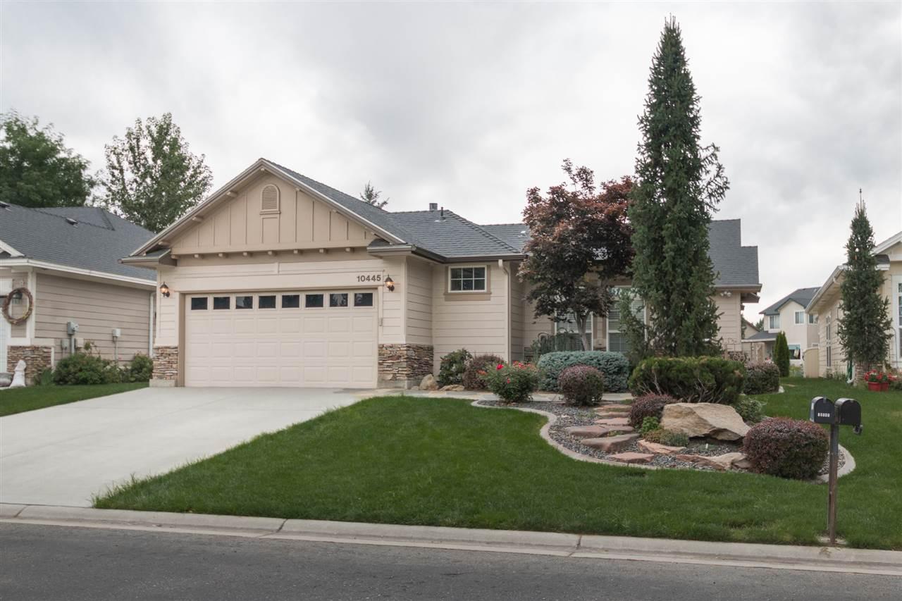 Casa Unifamiliar por un Venta en 10445 W Waterway Court Garden City, Idaho 83714