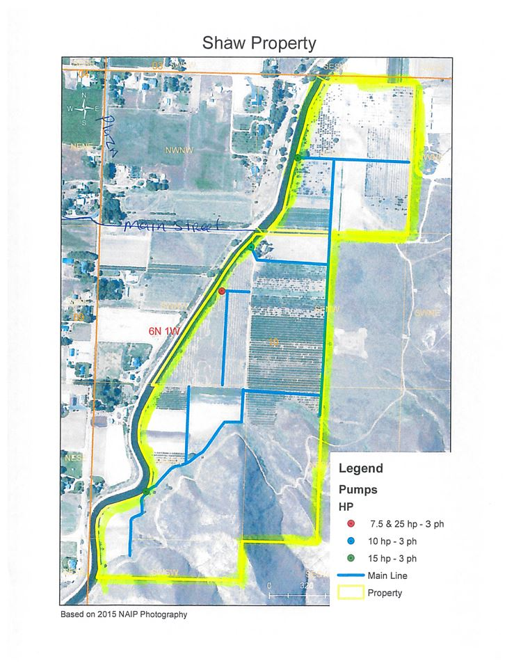 Development por un Venta en 4001 E Main Street 4001 E Main Street Emmett, Idaho 83617