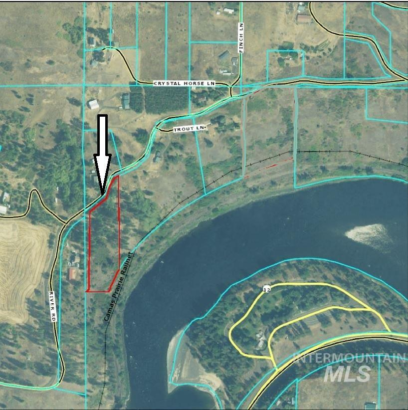 2.59 acres River Road, Lenore, ID 83541