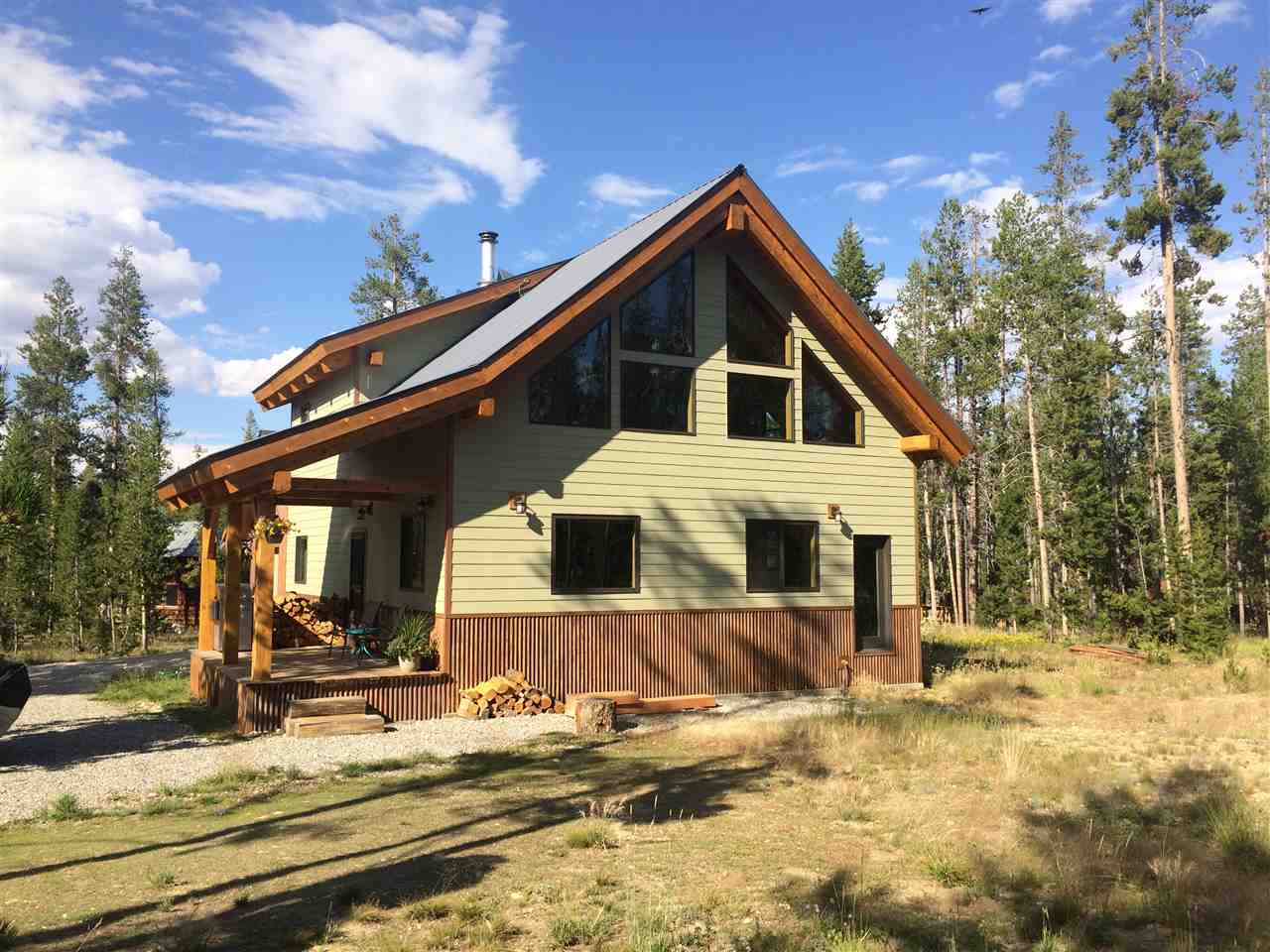 Single Family Home for Sale at 55 Stanley Way 55 Stanley Way Stanley, Idaho 83278