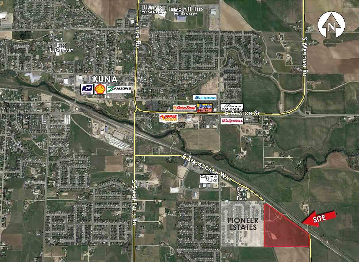 Development for Sale at 1101 S Meridian Kuna, Idaho 83634