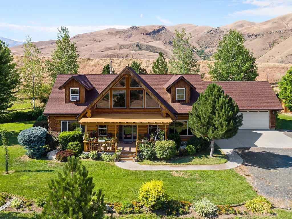 Casa Unifamiliar por un Venta en 232 Rivers Bend Road 232 Rivers Bend Road Riggins, Idaho 83554
