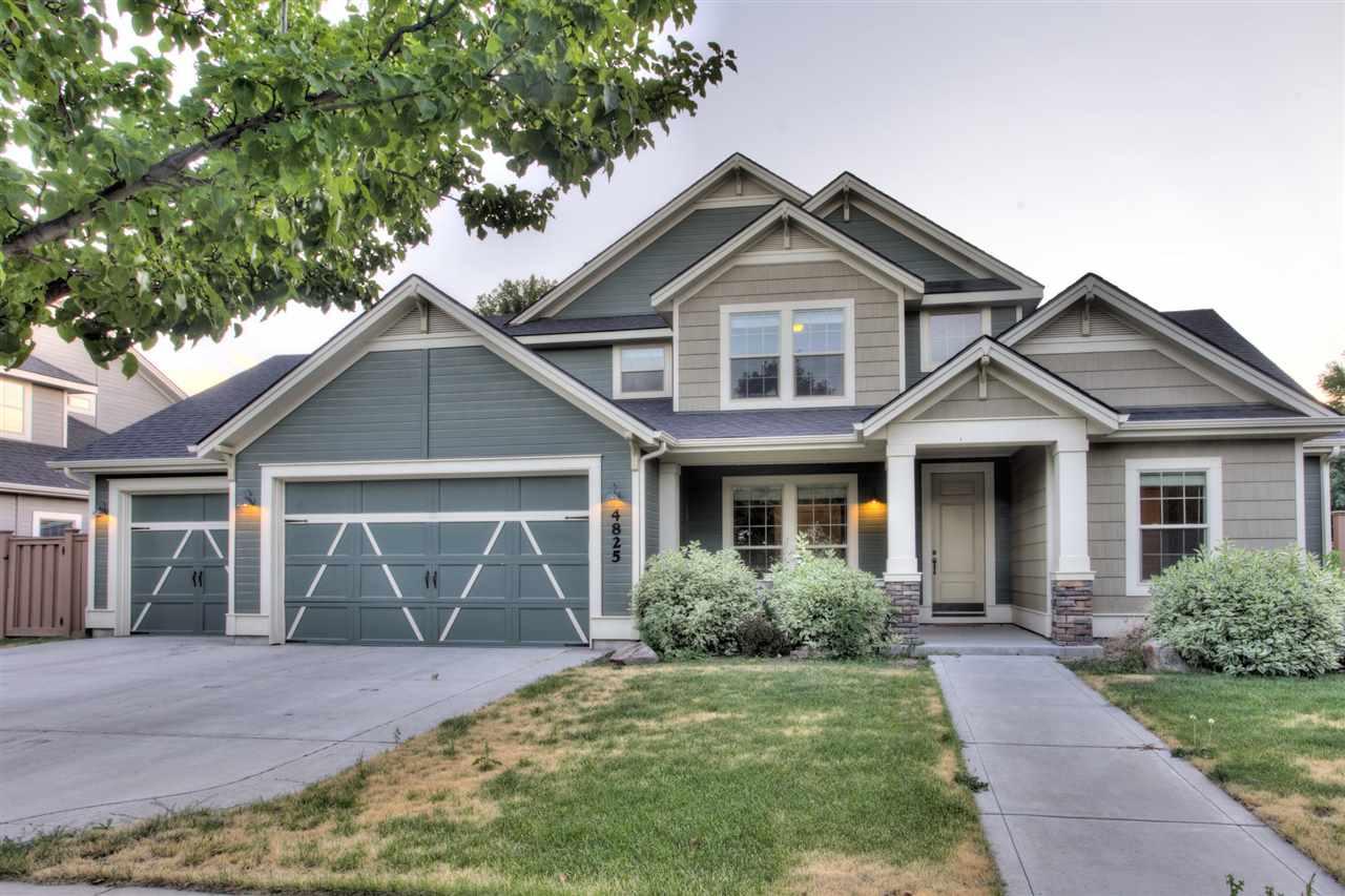 独户住宅 为 销售 在 4825 Longmoor, Boise 4825 S Longmoor Boise, 爱达荷州 83709