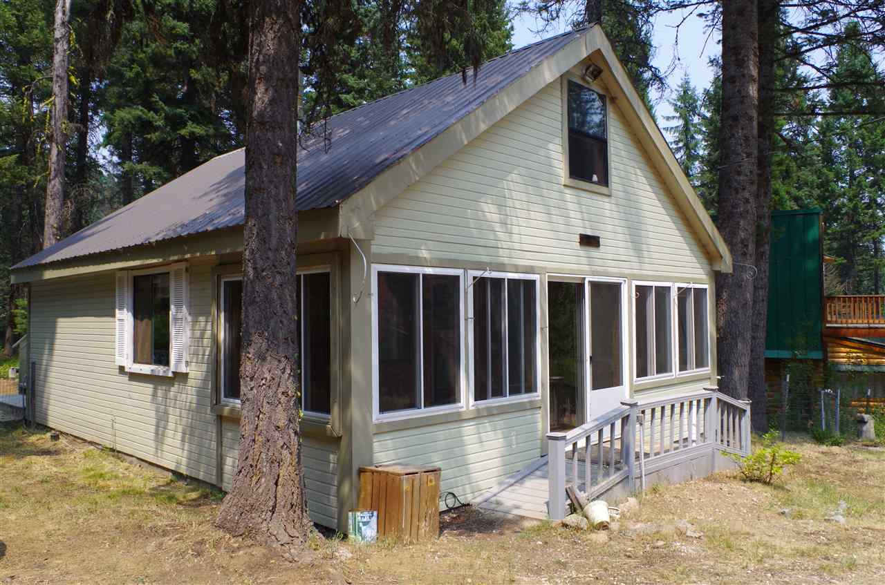 Single Family Home for Sale at 1223 Brown Bear Drive 1223 Brown Bear Drive Cascade, Idaho 83611