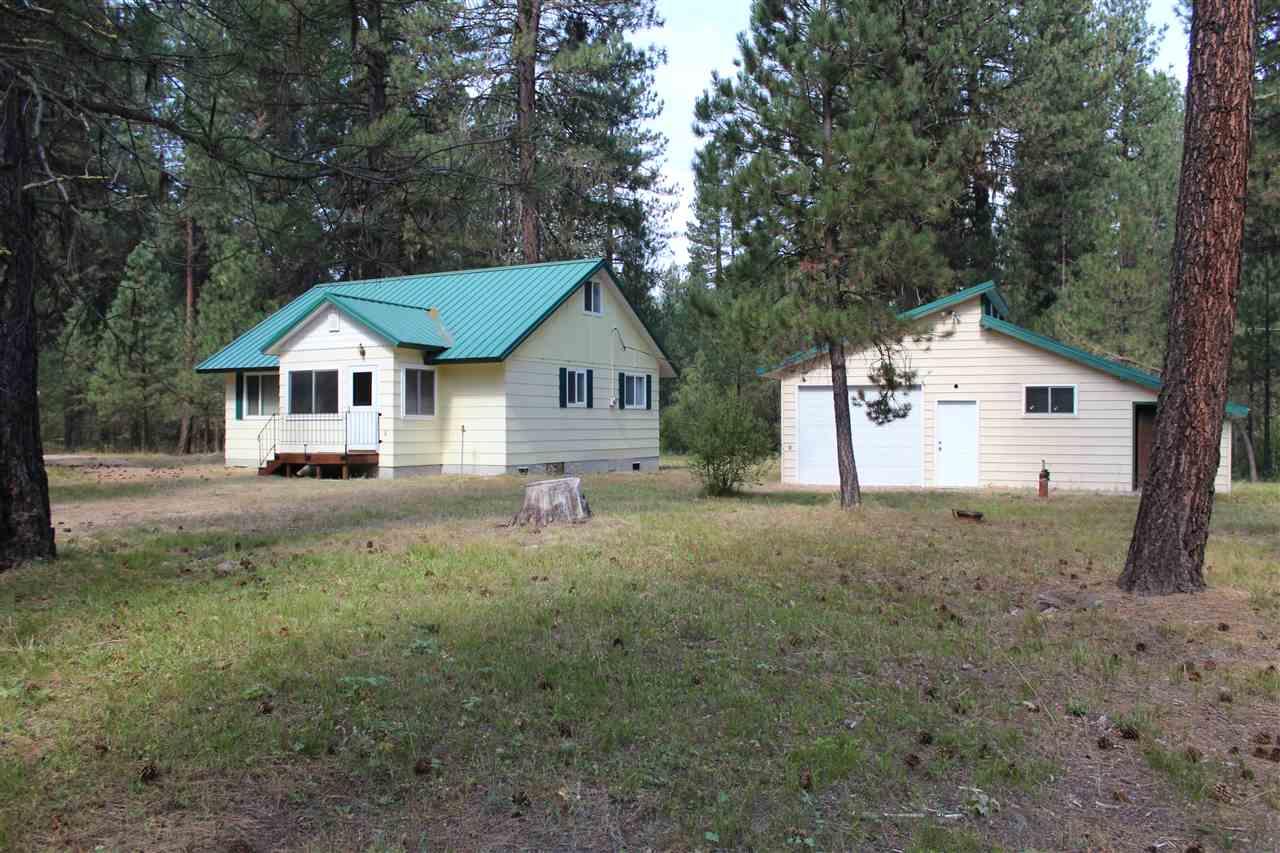 Single Family Home for Sale at 2 LEARY WAY 2 LEARY WAY Idaho City, Idaho 83631