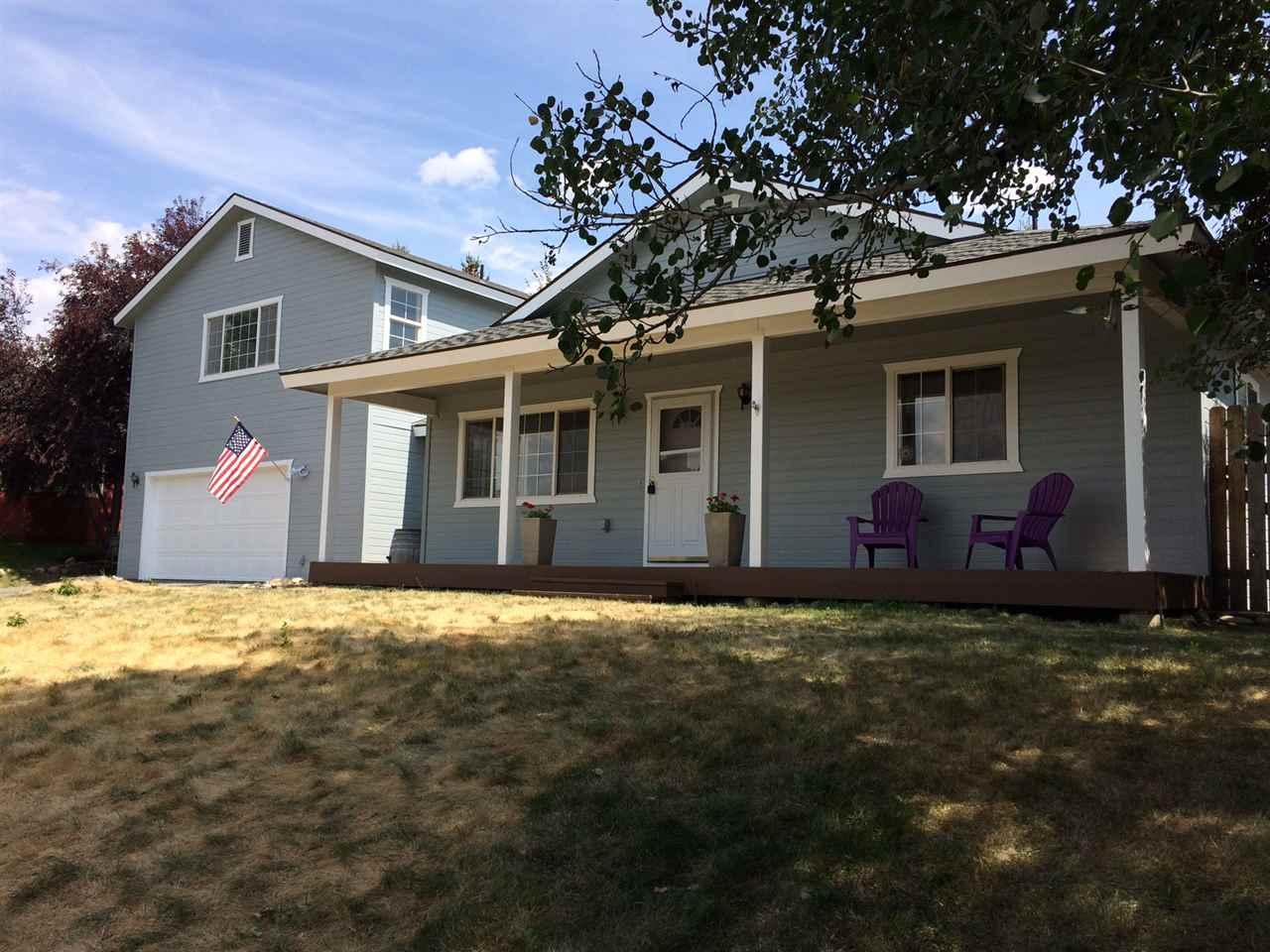 独户住宅 为 销售 在 860 Buckhorn Drive 860 Buckhorn Drive 黑利, 爱达荷州 83333
