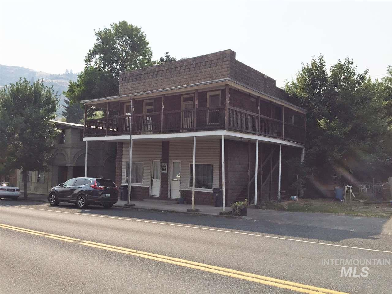 Apartment for Sale at 215 Main Street 215 Main Street Juliaetta, Idaho 83823