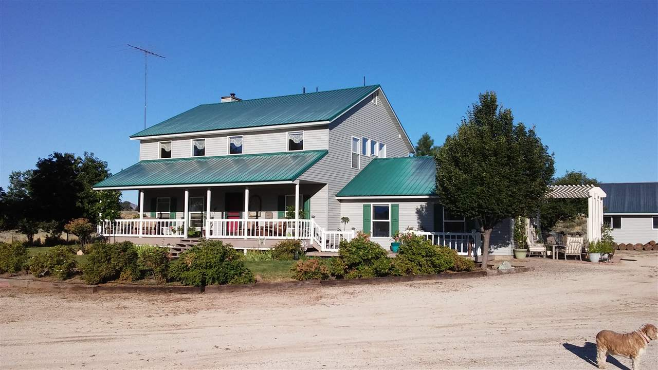 Single Family Home for Sale at 1439 W Long Gulch Road 1439 W Long Gulch Road Prairie, Idaho 83647