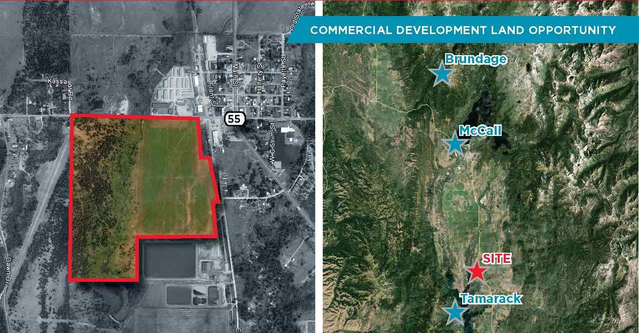 Development for Sale at W Roseberry Road Donnelly, Idaho 83615