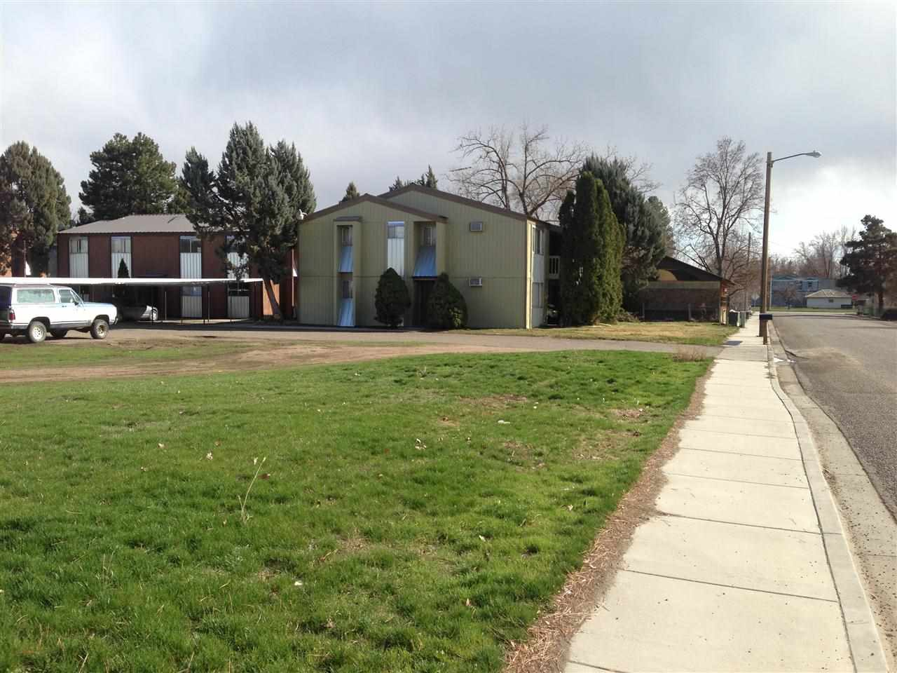 Multi Family for Sale at 1286 W 6th 1286 W 6th Weiser, Idaho 83672