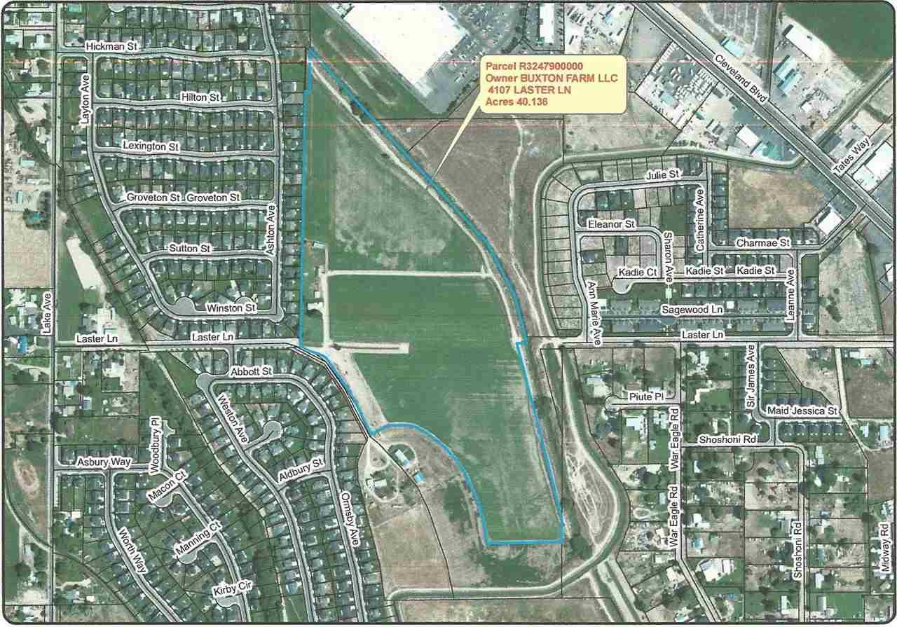 Development 为 销售 在 4107 Laster Lane 4107 Laster Lane Caldwell, 爱达荷州 83607