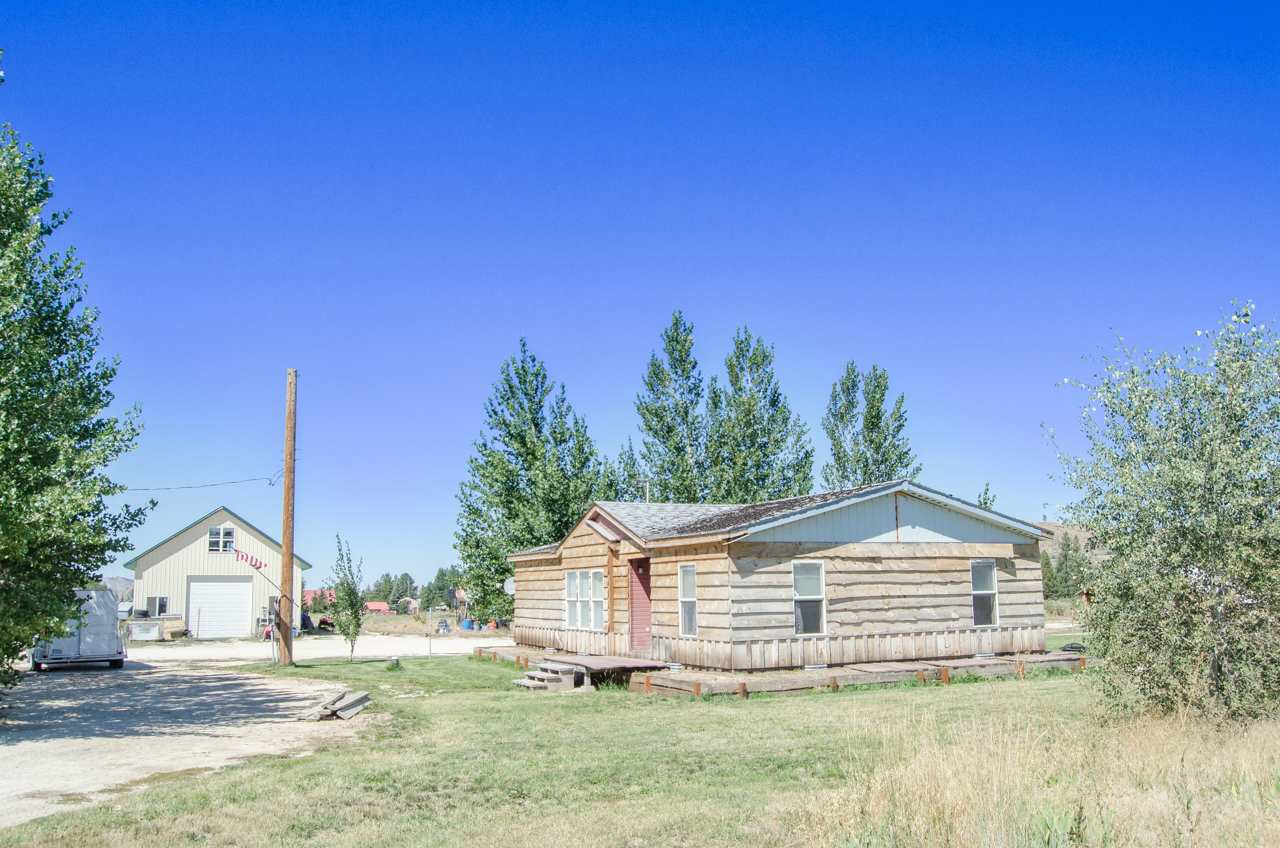 Single Family Home for Sale at 200 E Prairie Road 200 E Prairie Road Prairie, Idaho 83647
