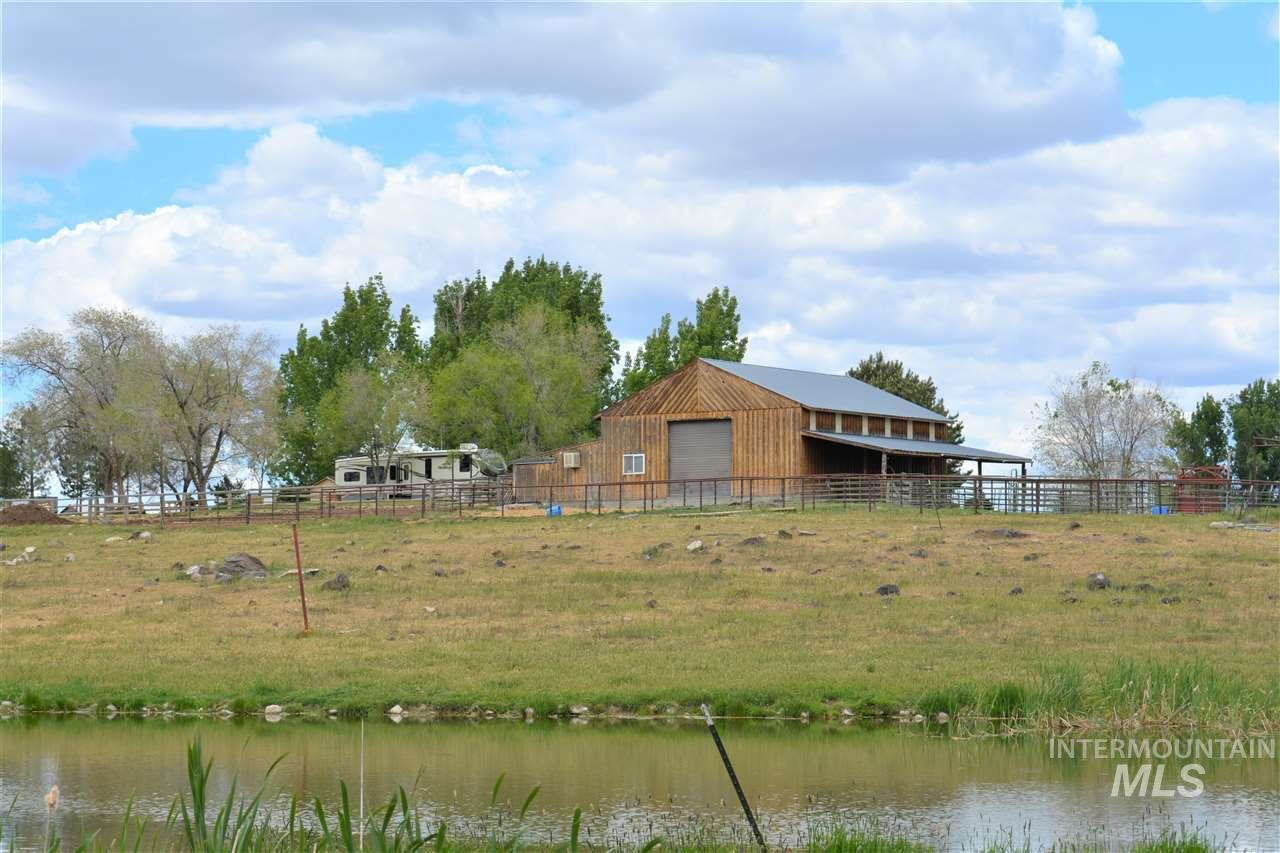 Farm for Sale at 1125 E 4300 N 1125 E 4300 N Buhl, Idaho 83316