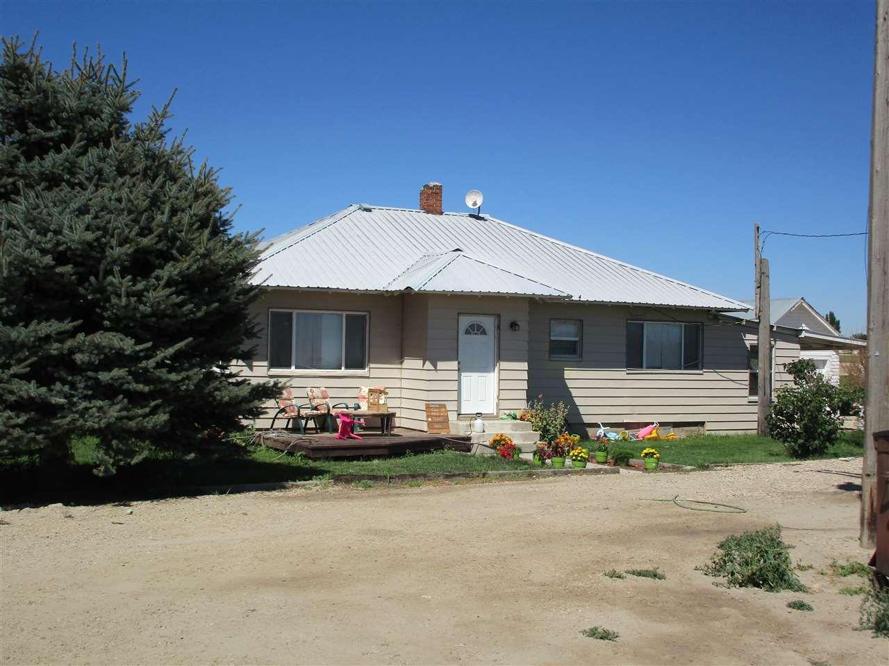 Granja por un Venta en 22184 Ten Davis 22184 Ten Davis Parma, Idaho 83660