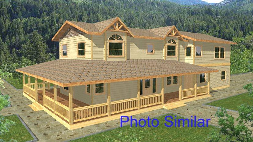 Single Family Home for Sale at 2800 View Ridge Drive Melba, Idaho 83641