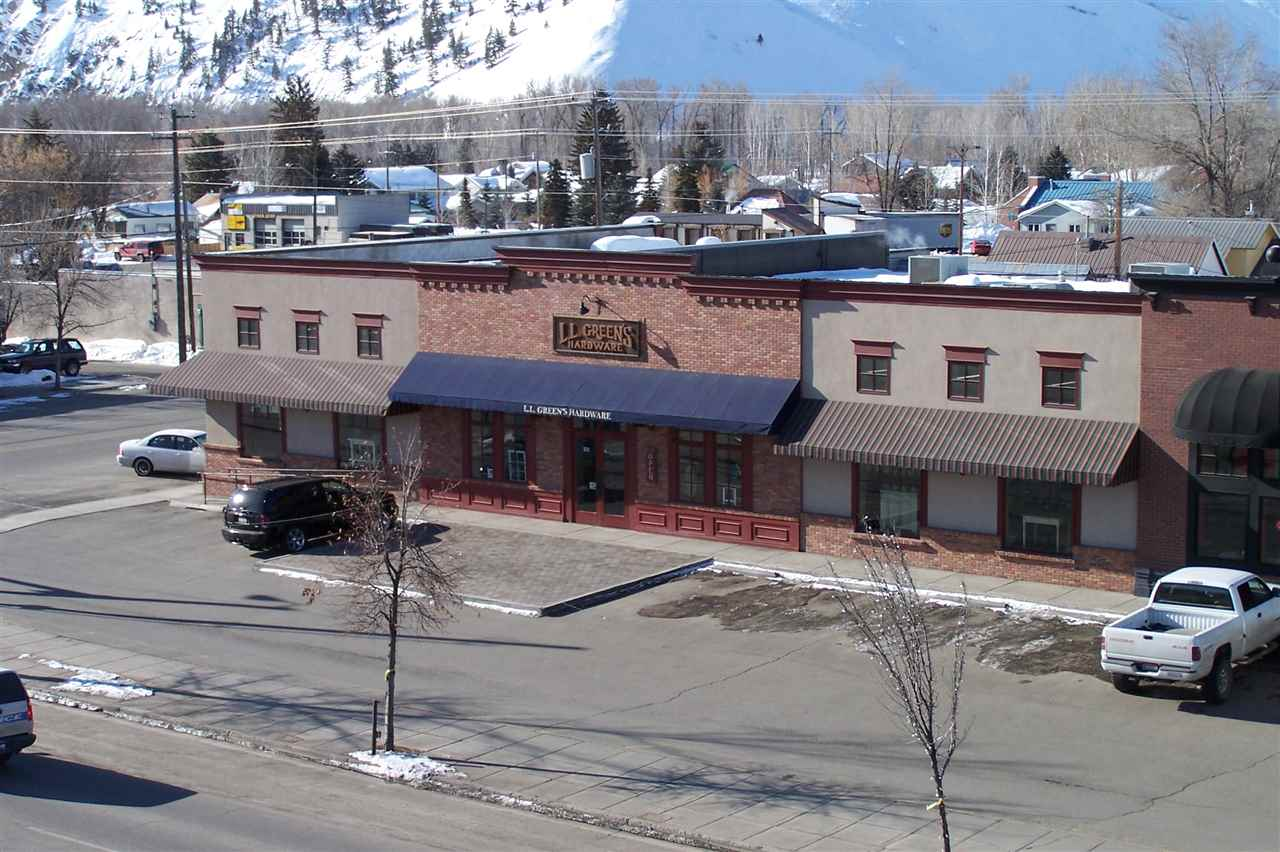 Commercial for Sale at 101 Main Street 101 Main Street Hailey, Idaho 83313