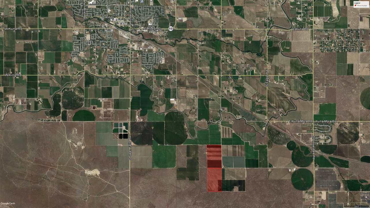 Development por un Venta en S Locust Grove S Locust Grove Kuna, Idaho 83634