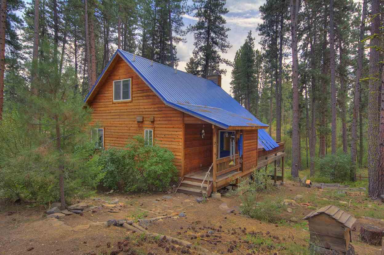 Single Family Home for Sale at 7 Bull Pine Road 7 Bull Pine Road Idaho City, Idaho 83631