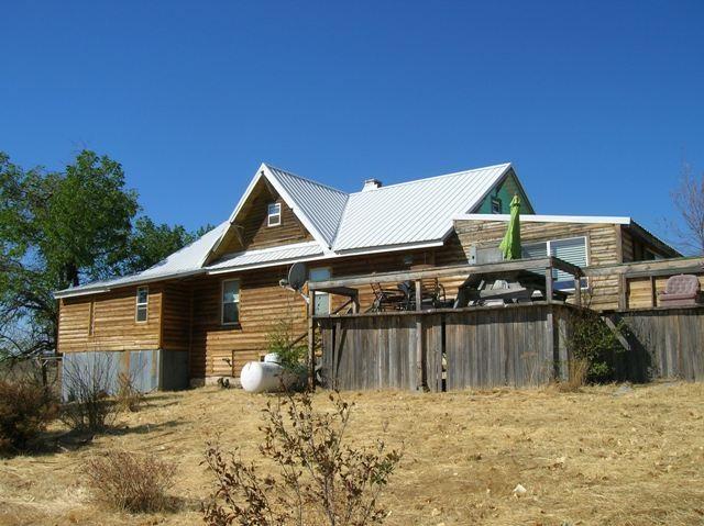 Single Family Home for Sale at 1281 Mesa Road 1281 Mesa Road Mesa, Idaho 83643