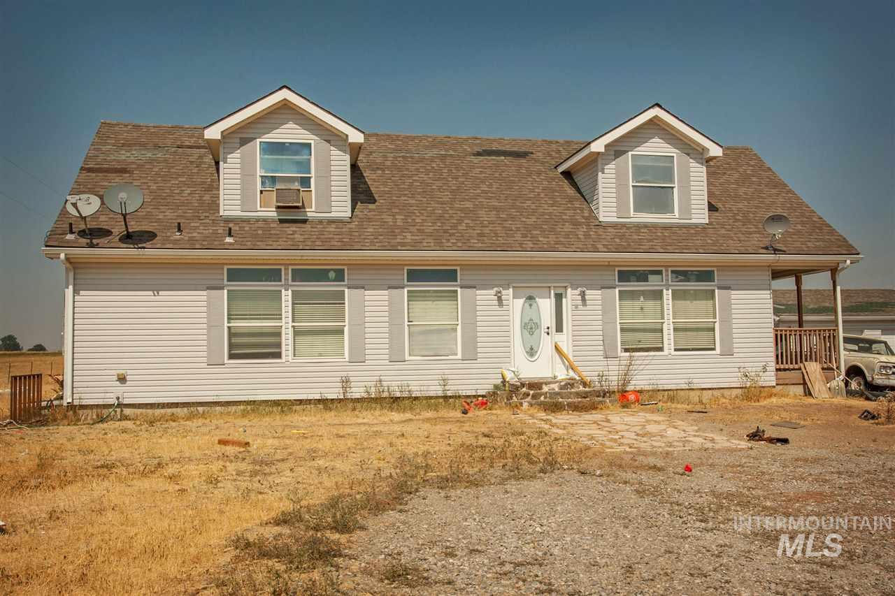 Casa Unifamiliar por un Venta en 1142 E 720 N 1142 E 720 N Richfield, Idaho 83349