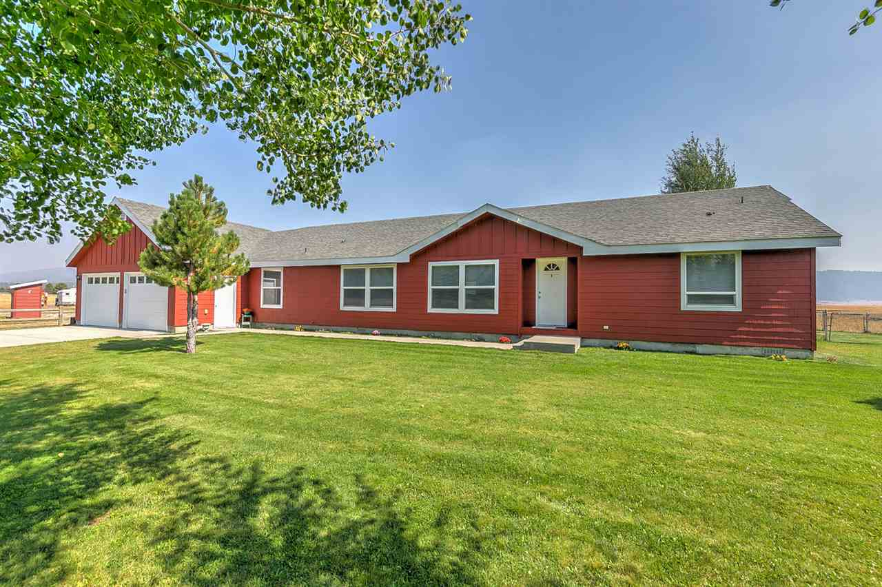 Ranch for Sale at 15 Sixty Lane 15 Sixty Lane Cascade, Idaho 83611