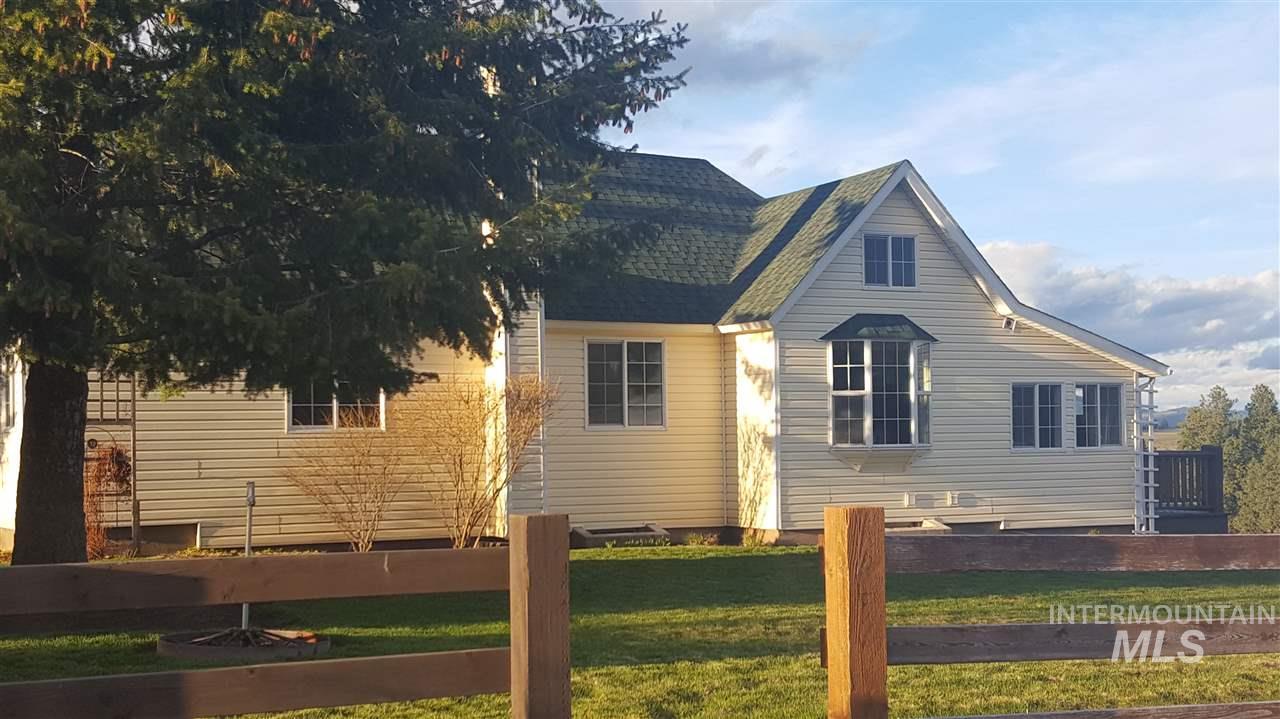 Farm for Sale at 1370 Rock Creek Road 1370 Rock Creek Road Potlatch, Idaho 83855