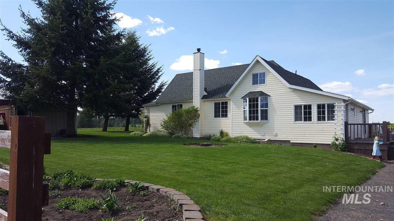 Single Family Home for Sale at 1370 Rock Creek Road 1370 Rock Creek Road Potlatch, Idaho 83855