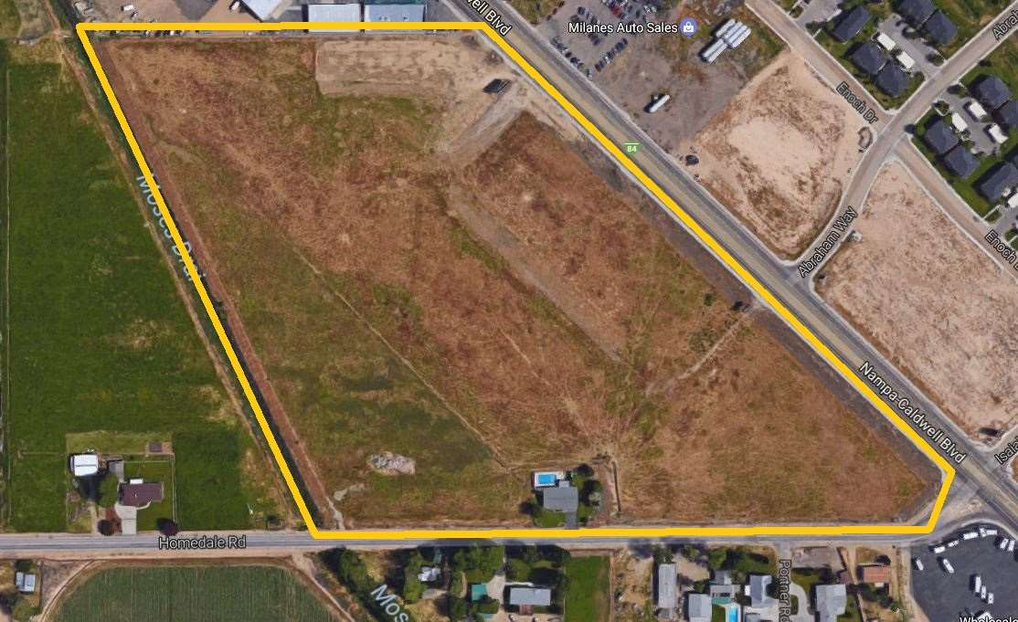 Commercial for Sale at 6804 Cleveland Blvd. Caldwell, Idaho 83607