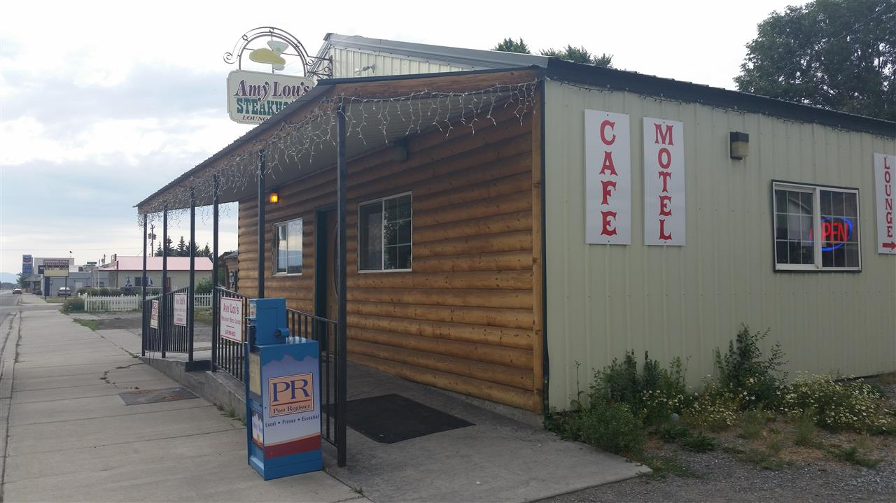Commercial for Sale at 503 W Custer Street 503 W Custer Street Mackay, Idaho 83251
