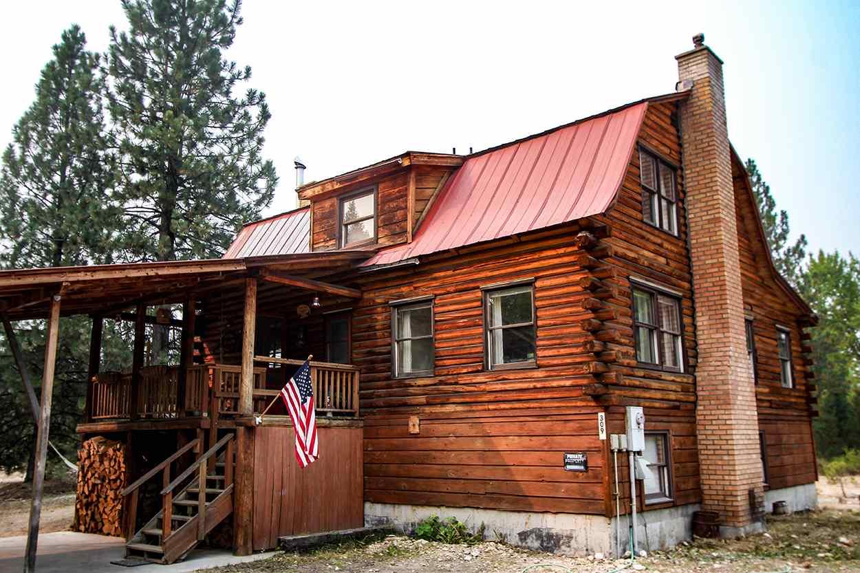 独户住宅 为 销售 在 309 W Walulla 309 W Walulla Idaho City, 爱达荷州 83631