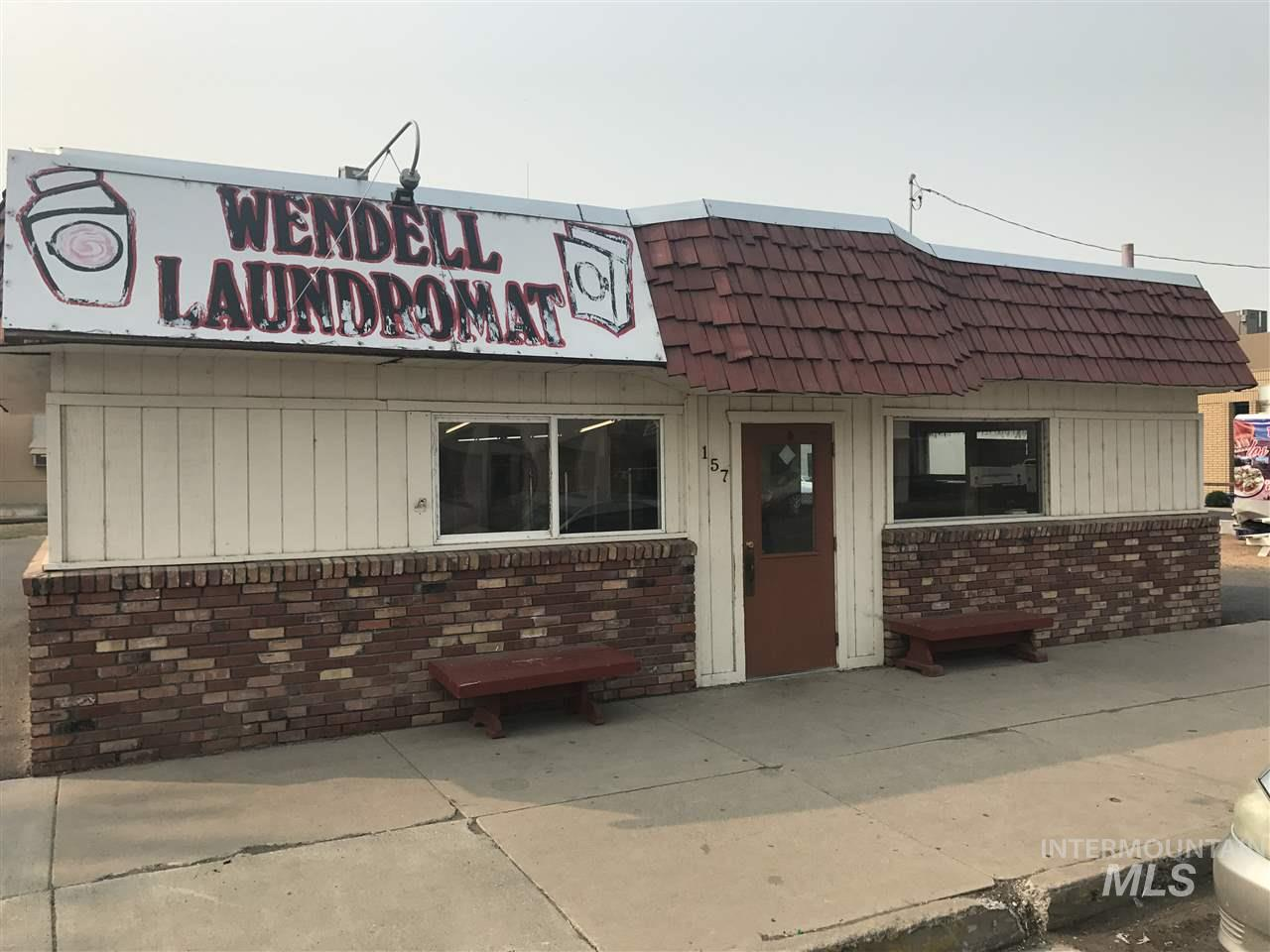Commercial for Sale at 157 E Main Street 157 E Main Street Wendell, Idaho 83355