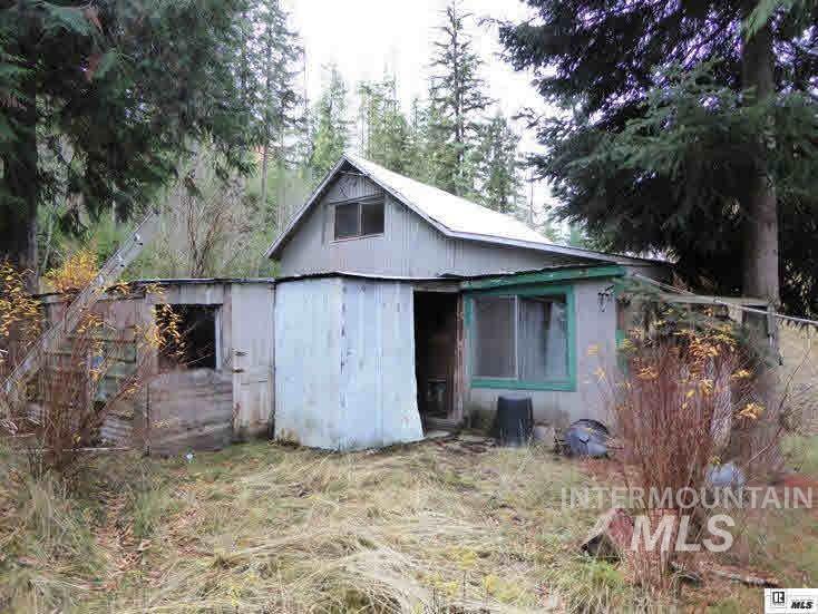 Single Family Home for Sale at 1191 Carscallen Road 1191 Carscallen Road Potlatch, Idaho 83855
