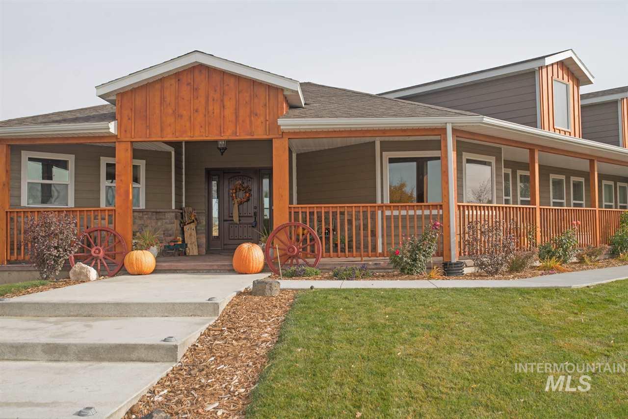 Casa Unifamiliar por un Venta en 1778 E 1800 S 1778 E 1800 S Gooding, Idaho 83330