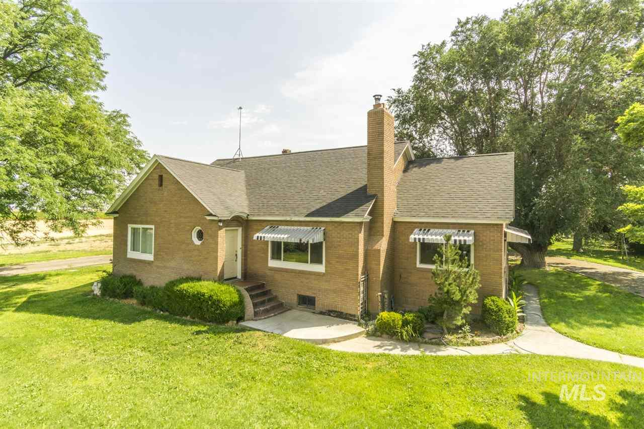 Casa Unifamiliar por un Venta en 3676 N 700 E 3676 N 700 E Castleford, Idaho 83321