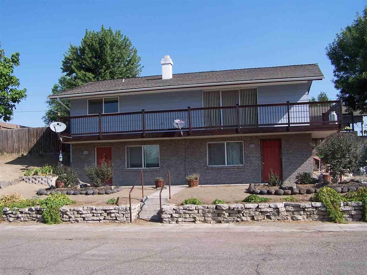 Casa Unifamiliar por un Venta en 405 N Lincoln 405 N Lincoln Glenns Ferry, Idaho 83623